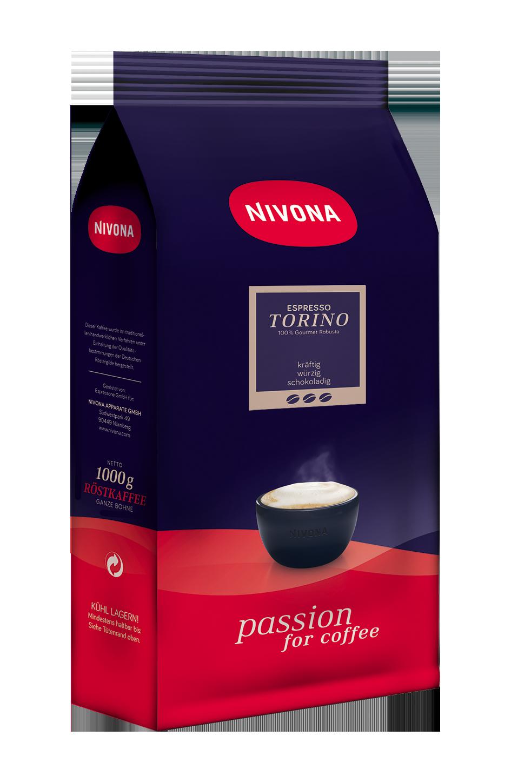 ESPRESSO TORINO (100% Gourmet Robusta)