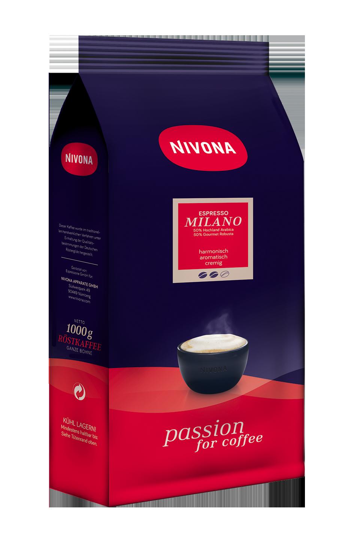 ESPRESSO MILANO (50% Arabica/50% Gourmet Robusta)